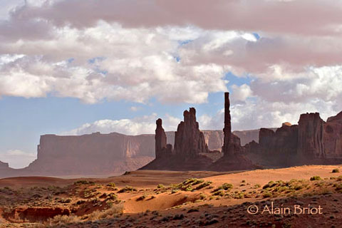 Monument Valley - Alain Briot
