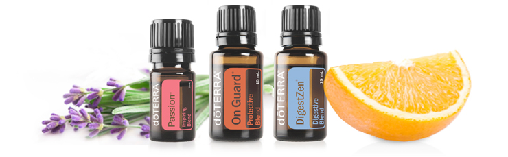 doTerra Essential Oils Blends