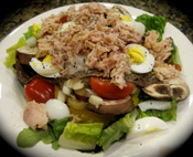 Grilled Nicoise