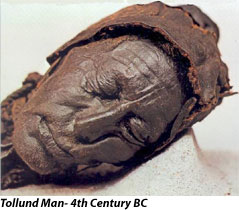 Mummification, Tollund Man