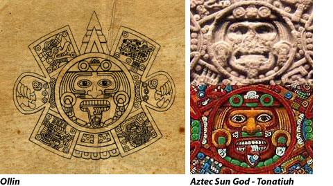 Aztec Ollin