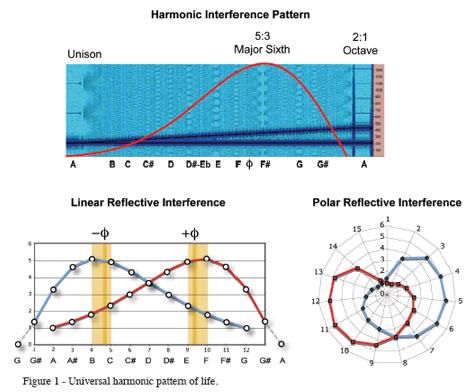 Harmonic Interference Patterns