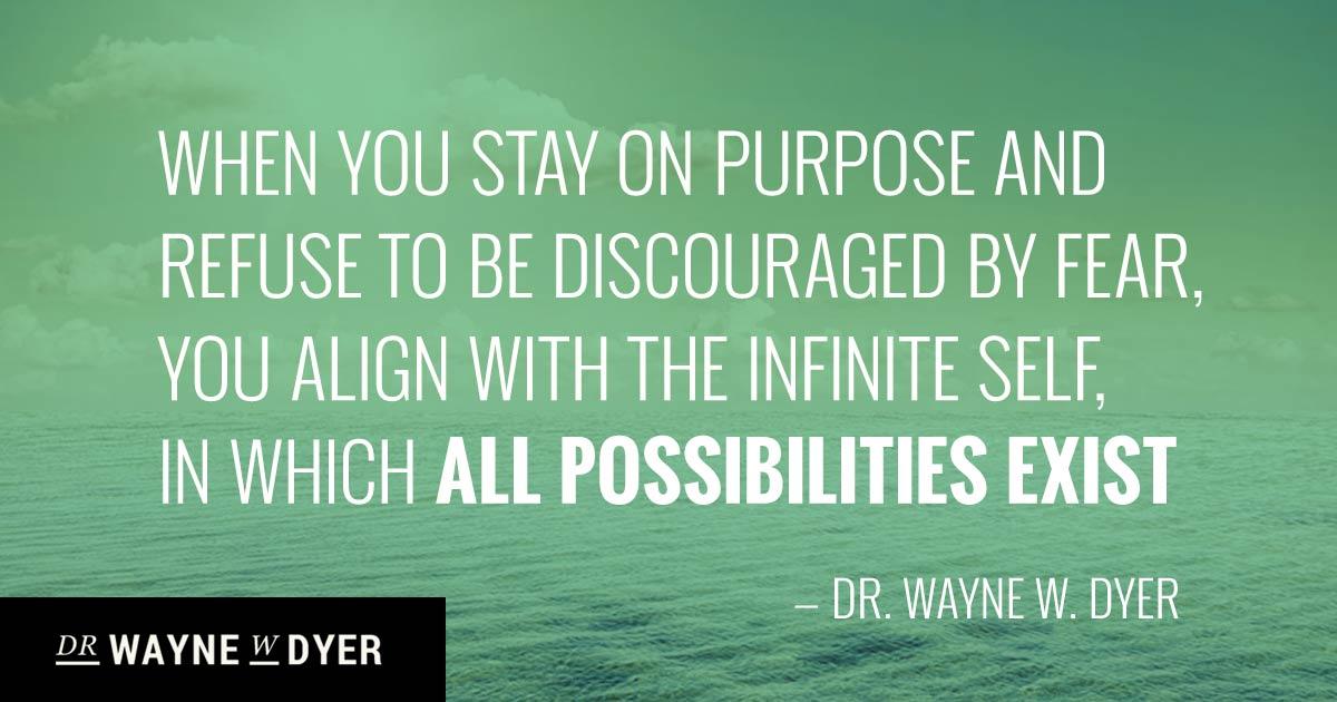 Stay On Purpose