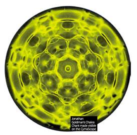Cymatics Goldman