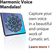 Cymatics Personal Signature
